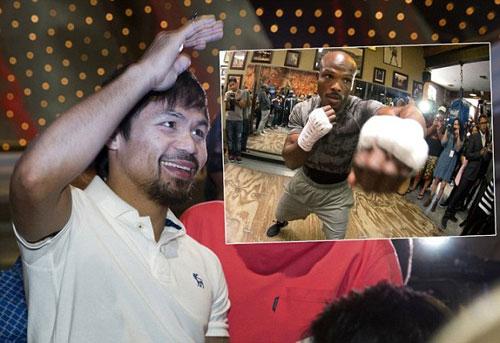 """Siêu võ sĩ Pacquiao và """"cơn khát"""" thắng knock-out - 2"""