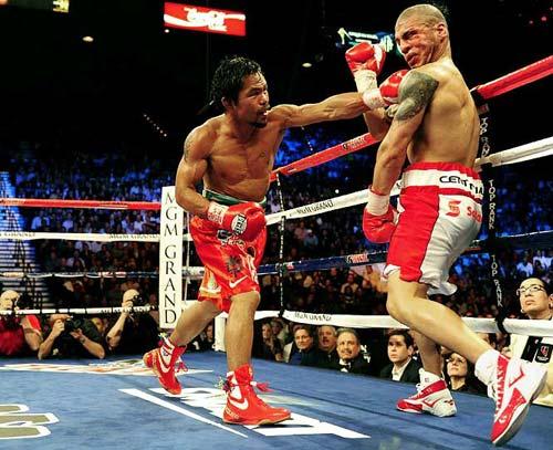"""Siêu võ sĩ Pacquiao và """"cơn khát"""" thắng knock-out - 3"""