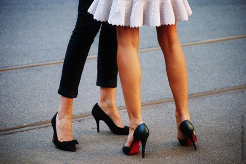Giày đẹp, bao nhiêu cho đủ? - 1