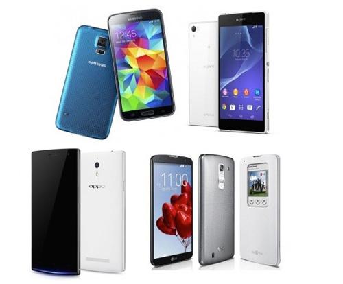 5 smartphone hàng đầu đọ cấu hình - 2