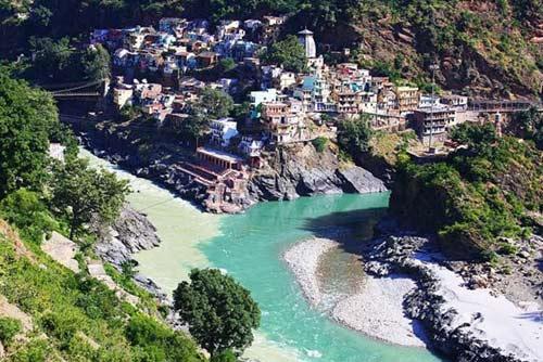 Đẹp lạ những dòng sông có hai màu tương phản - 4