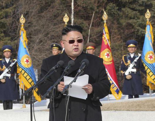 Kim Jong-un tái đắc cử lãnh đạo Triều Tiên - 1