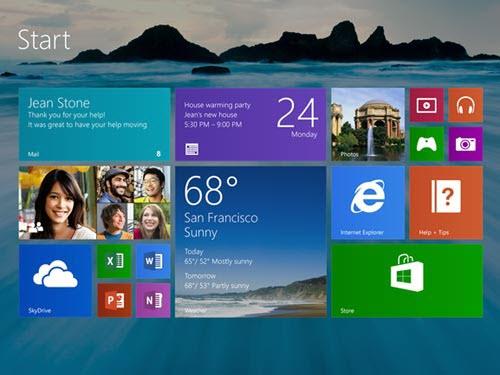 Để cập nhật suôn sẻ Windows 8.1 Update - 1