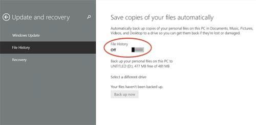 Để cập nhật suôn sẻ Windows 8.1 Update - 2