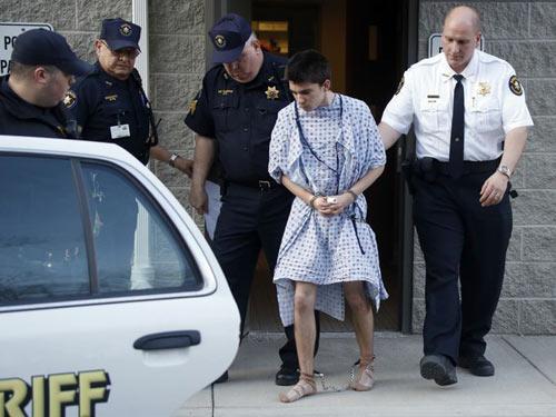 Mỹ: Vụ đâm chém ở trường học qua lời kể nạn nhân - 2