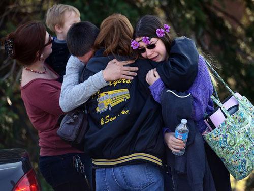 Mỹ: Vụ đâm chém ở trường học qua lời kể nạn nhân - 1