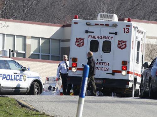 Mỹ: Vụ đâm chém ở trường học qua lời kể nạn nhân - 4