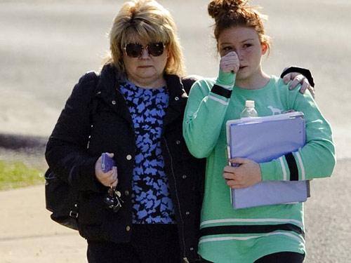 Mỹ: Vụ đâm chém ở trường học qua lời kể nạn nhân - 5