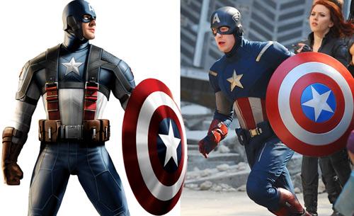 Captain America 2 lập kỷ lục phòng vé Việt - 1