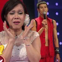 """Việt Hương nức nở vì """"người bí ẩn"""""""
