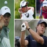 """Thể thao - Golf: Dàn sao khủng """"luyện công"""" trước Masters"""