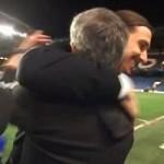 Bóng đá - Ibra vui đùa với Mourinho sau thất bại
