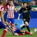 Bóng đá - Messi đã ở đâu ngày Barca bại trận?