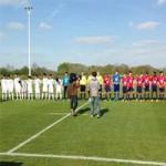Bóng đá - Công Phượng mờ nhạt, U19 VN cầm hòa U19 Lille