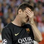 """Bóng đá - Messi và Neymar """"mất tích"""", tiki-taka bất lực"""