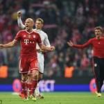 Bóng đá - Bayern hạ MU: Phá dớp, xây tượng đài