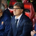 Bóng đá - Barca bị loại: Bi kịch của Martino & Messi