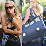 Thời trang - Paris Hilton vô tình hớ hênh vì váy mỏng