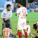 """Bóng đá - Có """"sự cố"""", V.Ninh Bình xin nghỉ chơi V-League"""