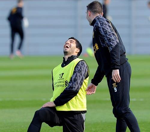 Liverpool và Man City dốc lực trước đại chiến - 1