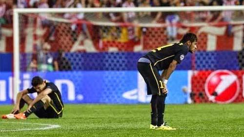 Liga trước V33: Đứng dậy thôi Barca - 1