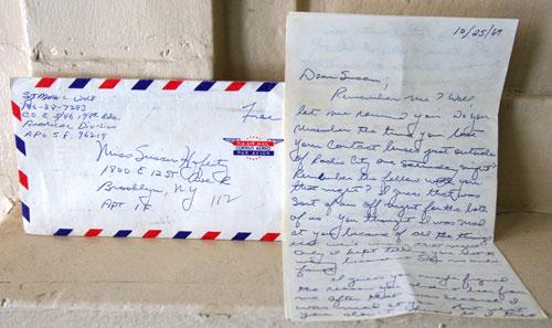 Nhận được thư sau… 45 năm - 2