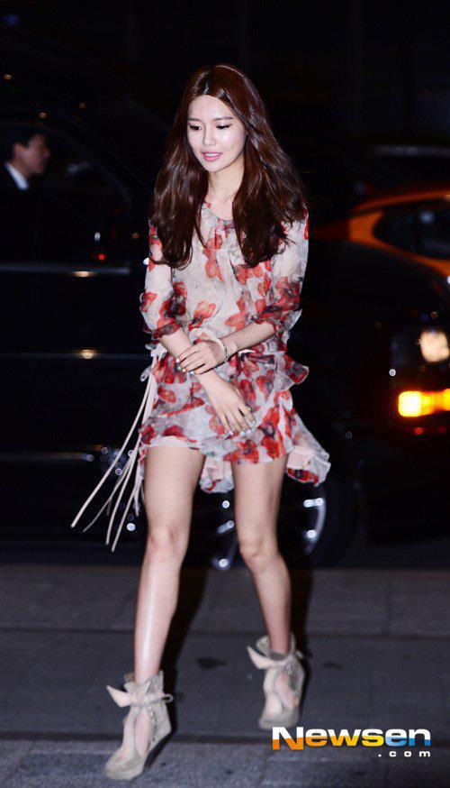 """""""Choi Yeo Jin sexy đến nghẹt thở"""" - 8"""