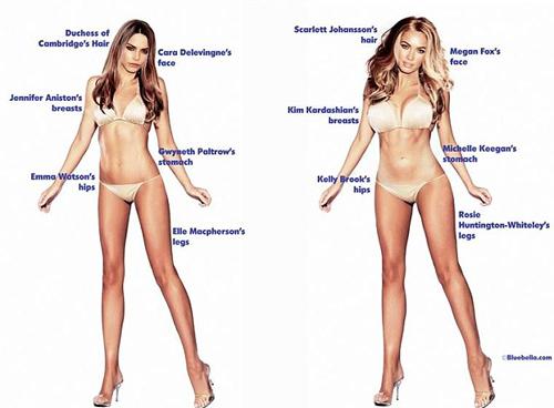 Đàn ông mê ngực bự, phụ nữ mê chân dài - 1