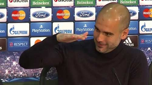 Pep Guardiola & chiến thuật của tương lai - 2