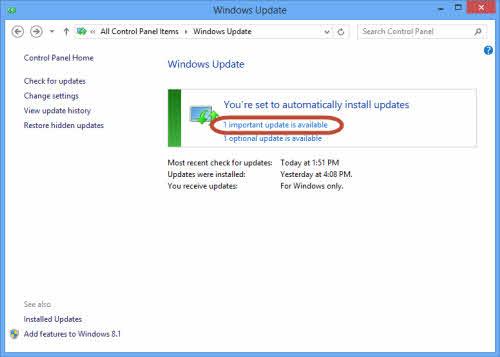 Làm sao để nâng cấp lên Windows 8.1 Update 1? - 2
