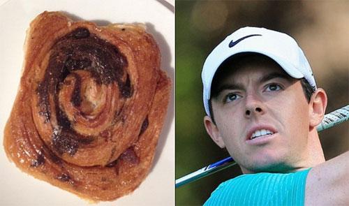 Vì cái bánh, fan đặt cược McIlroy vô địch Masters Tournament - 1
