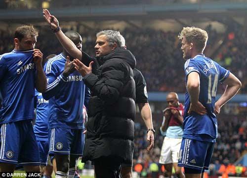 """Inter """"âm mưu"""" cướp Mourinho của Chelsea - 1"""