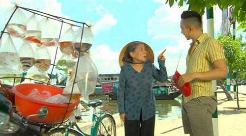 """15 ảnh """"bà nội bá đạo"""" trong phim của Minh Hằng - 13"""