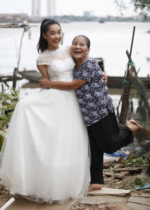 """15 ảnh """"bà nội bá đạo"""" trong phim của Minh Hằng - 8"""