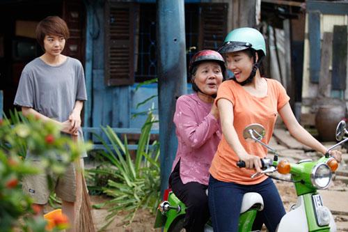 """15 ảnh """"bà nội bá đạo"""" trong phim của Minh Hằng - 5"""