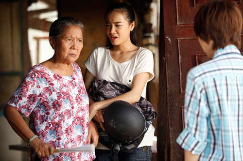 """15 ảnh """"bà nội bá đạo"""" trong phim của Minh Hằng - 4"""