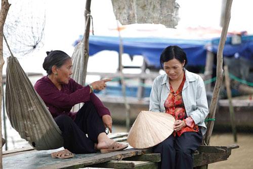 """15 ảnh """"bà nội bá đạo"""" trong phim của Minh Hằng - 11"""