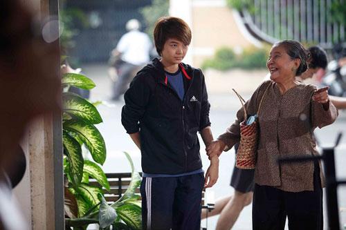 """15 ảnh """"bà nội bá đạo"""" trong phim của Minh Hằng - 1"""