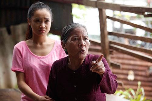 """15 ảnh """"bà nội bá đạo"""" trong phim của Minh Hằng - 6"""