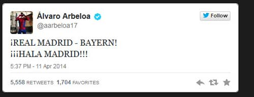 Real, Bayern, Chelsea tự tin vào chung kết - 2