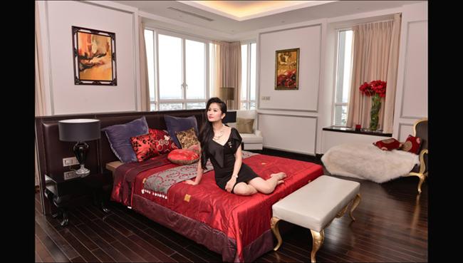 Người đẹp Hoa hậu đóng phim này sở hữu căn nhà cô khoe có giá 2 triệu đô.