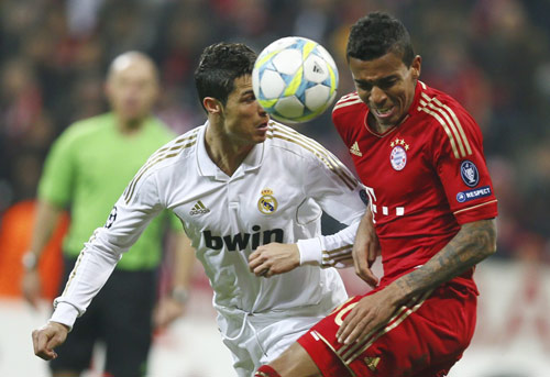 """Real - Bayern: Ancelotti đánh """"quái vật đen"""" - 2"""