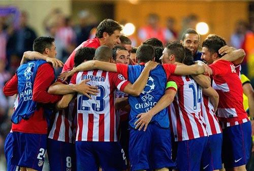 Chelsea gặp Atletico: Cơ hội tốt cho Mourinho - 1
