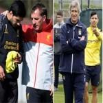Bóng đá - Liverpool và Man City dốc lực trước đại chiến