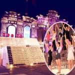 Hậu trường tập catwalk của hoa hậu, người mẫu