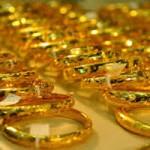 Tài chính - Bất động sản - Giá vàng leo lên mức cao nhất 2 tuần