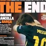 Bóng đá - Barca: Hời hợt, tự đại và thiếu nhất quán