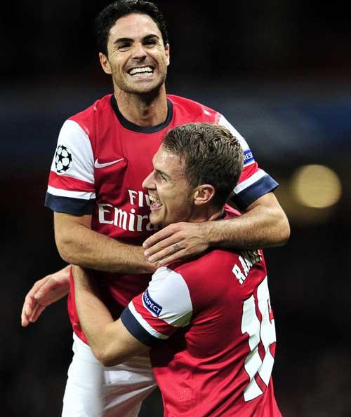 Arsenal - Wigan: Hi vọng cuối cùng - 1