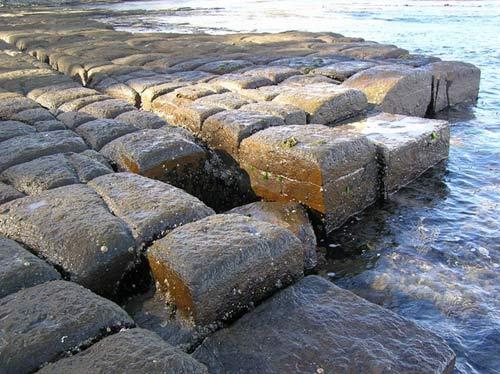 Vỉa hè lát đá ngoạn mục ở hòn đảo Tasmania, Úc - 8