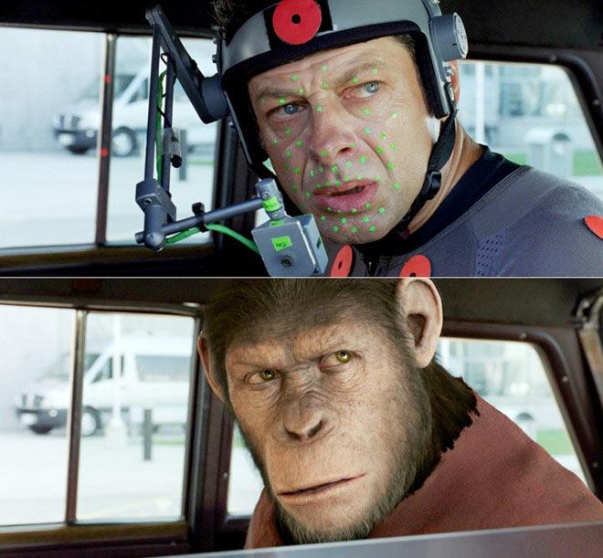 Khám phá hậu trường phim Người biến thành khỉ - 2